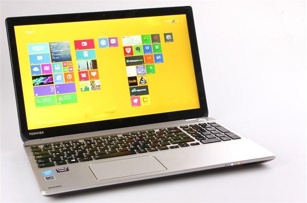 Toshiba U50t je první notebook se 4K displejem.