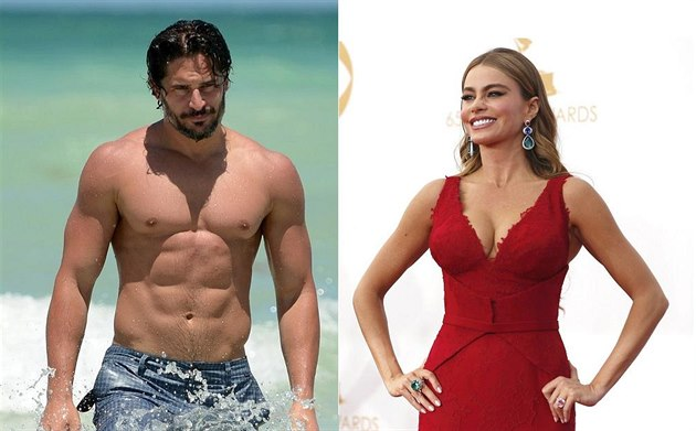 Joe Manganiello a Sofia Vergara