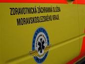 Záb�r na jedno z aut, které pou�ívají moravskoslez�tí záchraná�i.