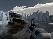 Projekt Half-Life 2: Ice jeho autoři označují za pokračování dějové linky.