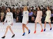 Dior Haute Couture: podzim-zima 2014/2015