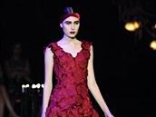 Franck Sorbier Haute Couture: podzim - zima 2014/2015