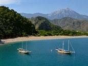 Pláž Cirali (Turecko)