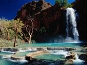 Havasu Falls, Supai, USA