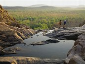 Gunlom Plunge Pool, Jabiru, Austrálie