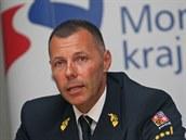 Moravskoslezsk� policejn� �editel Tom� Ku�el.