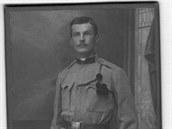 Josef Mikeš 1914