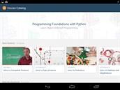 Internetová univerzita Udacity vás prostřednictvím kurzů ve vašem tabletu naučí...