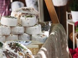 V nabídce budou i slavné francouzské sýry