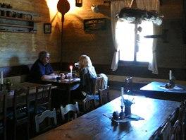 Hamerská krčma vítá své hosty už více než 400 let.