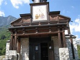 Kaple sv. Ducha na Javorce