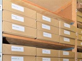 Mitrochinův archiv je k nahlédnutí v archivu Univerzity v Cambridge (7. 7....