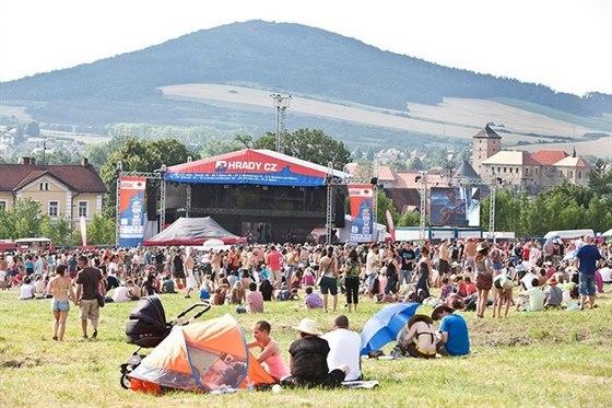 Na festivale Hrady CZ na Švihově vystoupí také kapela Chinaski