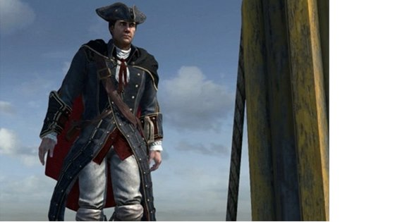 Haytham v Assassin's Creed III