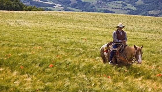 Ranč Nevada nabízí projížďky na koních pro začátečníky i pokročilé