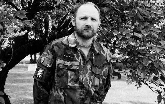Jiří Zedníček má za sebou dvě vojenské mise v Afghánistánu.