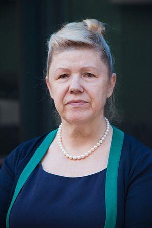 Jelena Borisovna Mizulina, žena která cenzurovat opravdu umí.