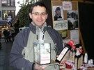 Jan Vokurka se angažuje při veřejném sbírání prostředků pro kraj.