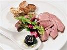 Součástí tříchodového menu restaurace Palazzo je na festivalu Jídlo z blízka...