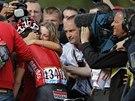 NOVÝ LÍDR. Francouzský cyklista Tony Gallopin v centru zájmu poté, co v deváté