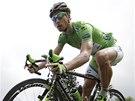 DŘINA. Peter Sagan v desáté etapě Tour de France.