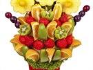 V jedné kytici je při bližně 1 000 až 1 500 gramů ovoce, některé typy však váží...