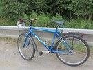 Nehoda motorkáře a cyklisty u Bludova na Šumpersku skončila tragédií.