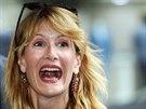 Dal�� hollywoodskou hv�zdou leto�n�ch Var� je Ameri�anka Laura Dernov� (10....