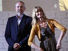 Laura Dernová se po vzoru Mela Gibsona nechala vyzpovídat Markem Ebenem (10....
