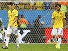 DALŠÍ POTUPA. Brazilští fotbalisté dostali v posledních dvou zápasech na