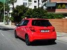 Toyota Yaris facelift 2014