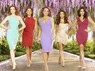 Marcia Crossová, Vanessa Williamsová, Felicity Huffmanová, Eva Longoria a Teri...