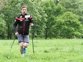 Výhody běhu s holemi nalezli už i sportovci z řad profesionálů. Například...