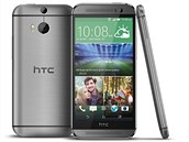 HTC One M8 je aktuáln� nejlep�ím modelem tchaj-wanského výrobce.