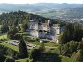 Sanatorium Priessnitz je po �erstvé rekonstrukci.