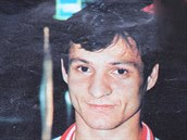 Boxer Tibor Rafael z�skal v roce 1993 st��bro na mistrovstv� Evropy.