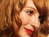 Vica Kerekes je jednou z hlavních tváří nového českého filmu Zejtra napořád,...