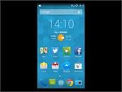 Prostředí smartphonu Oneplus One s CyanogenMod