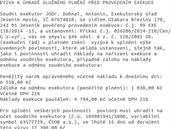 Nevyžádaný e-mail v jehož příloze se skrývá virus