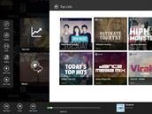 Spotilite je alternativou klientské aplikace služby Spotify pro tablety...