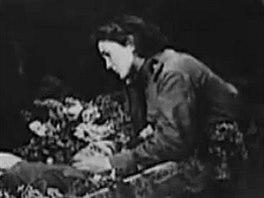 Slavná fotografie z osvobození Prahy v květnu 1945