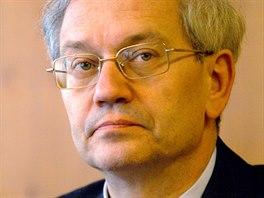 Odvolaný ředitel karlovarského hotelu Thermal Josef Pavel