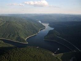 Beskydskou přehradu Šance čeká rekonstrukce za tři čtvrtě miliardy korun.