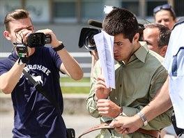 Druhý z ostravských studentů, kteří jsou obviněni z brutálního napadení zpěváka...