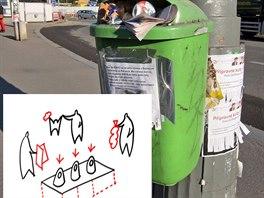 N�vod na Prahu: odpadkov� ko�