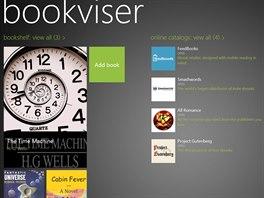 Bookviser je příjemná čtečka pro tablety s Windows 8, s přístupem do několika...