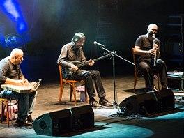Colours of Ostrava 2014: Taksim Trio