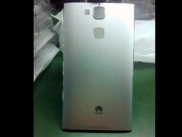 Huawei Ascend D3: část zadního krytu