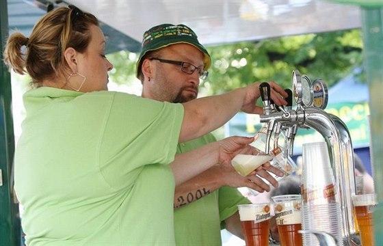 Pivo v Litoměřicích opět poteče proudem