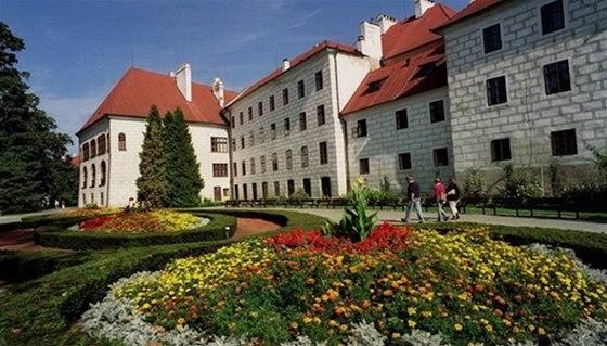 V parku státního zámku Třeboň vystoupí 2. srpna bratři Ebenové